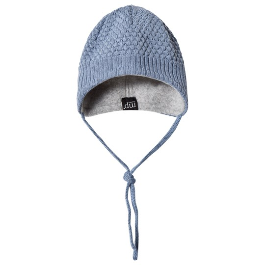 MP Wool Oslo Baby Hat Colony Blue Colony Blue