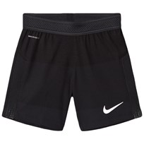 NIKE Black Strike Shorts BLACK/WHITE/WHITE