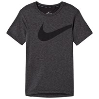 NIKE Black Breathe Hyper Training Tee Black