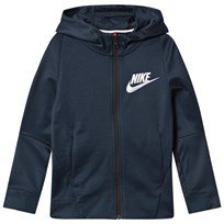 NIKE Navy Sportswear Tribute Jacket ARMORY NAVY/WHITE/WHITE