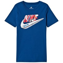 NIKE Blue Sportswear Nike Air Max Futura Tee Gym Blue