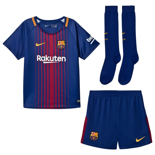 Barcelona FC Kids FC Barcelona Home Kit DEEP ROYAL BLUE/UNIVERSITY GOLD