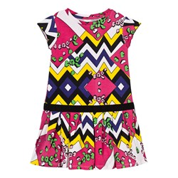 The BRAND Low Dress Multi Color