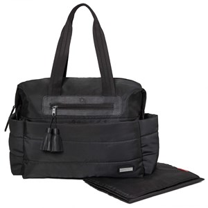 Image of Skip Hop Riverside Ultra Light Diaper Satchel Black (3056053319)