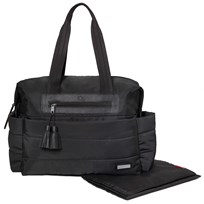 Skip Hop Riverside Ultra Light Diaper Satchel Black Musta