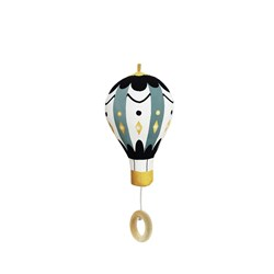 Elodie Musical Mobile - Moon Balloon Small