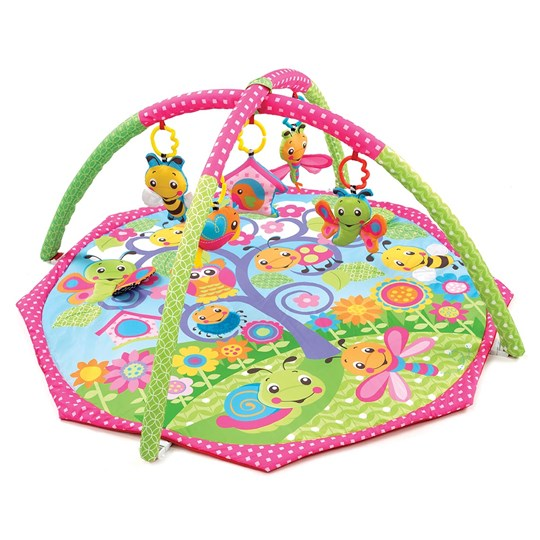 Playgro Bugs´n Bloom Activity Gym Pink