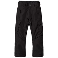 Volcom Black Cargo Insulated Ski Pants BLK