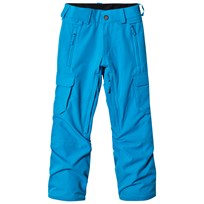 Volcom Blue Cargo Insulated Ski Pants Blu