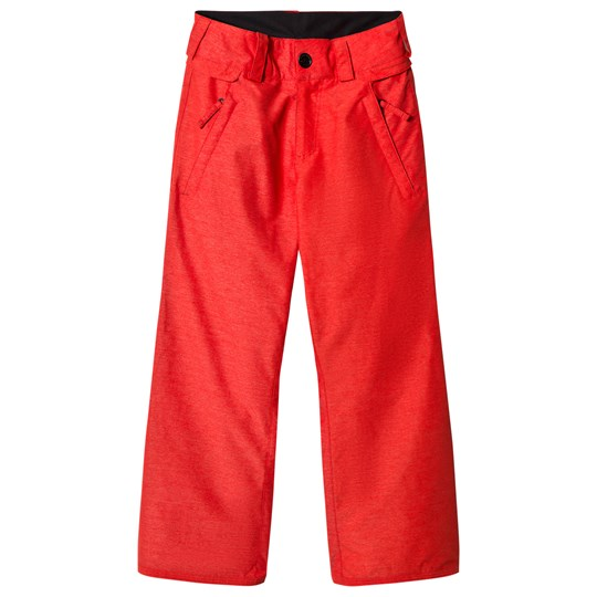 Volcom Red Explorer Insulated Ski Pants FRE