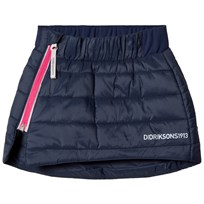 Didriksons Dala Padded Kid's Skirt Navy Navy