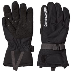 Didriksons Five Winter Gloves Black
