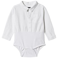Mini A Ture Laur Shirt-Body, B White White