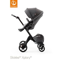 Stokke Xplory Athleisure Grey (black chassi with seat) Athleisure Grey