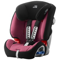 Britax Carseat Multi-Tech III Wine Rose Wine Rose