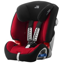 Britax Multi-Tech III Bilbarnstol Flame Red Flame Red