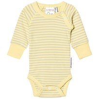 Geggamoja Body Yellow/Lgrey Yellow/Lgrey