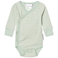 Geggamoja Wrap-Around Body Mint/Beige Mint/beige