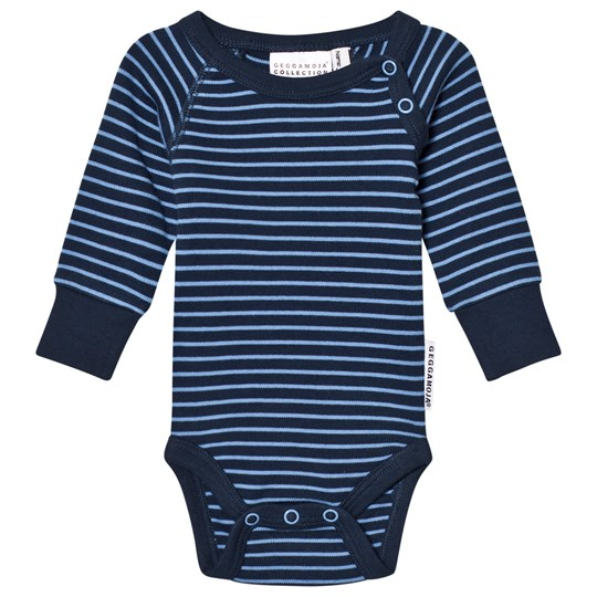 Geggamoja Baby Body Marine/Light Blue Marine/l.blue