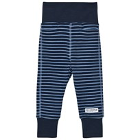 Geggamoja Baby Pants Marine/Light Blue Marine/l.blue
