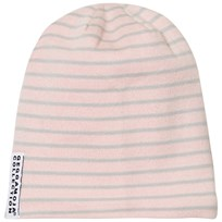 Geggamoja Topline Hat Pink/Light Grey Pink/Lgrey