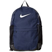 NIKE Blue Nike Brasilia Backpack BINARY BLUE/BLACK/WHITE