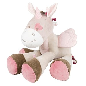 Image of Nattou Cuddly 75 cm Jade The Unicorn One Size (758884)