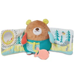 Skip Hop Camping Cubs Activity Bear