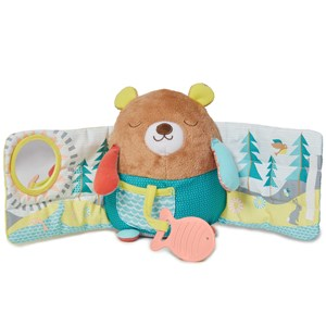 Image of Skip Hop Camping Cubs Activity Bear (3015621407)