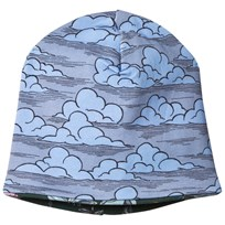 Modéerska Huset Beanie In the Clouds/Tree Walk Multi Multi