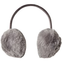 Petit by Sofie Schnoor Heart Earwarmer Grey Musta