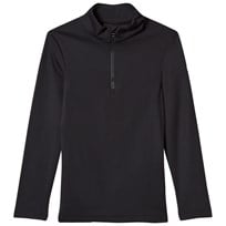 Fusalp Black Gemini Technical Junior Ski Top 010 Noir