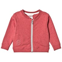 eBBe Kids Elise Sweat Jkt Spotted Rich Pink Spotted rich pink