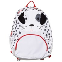 Lands End Cream Puppy Kids Critters Backpack Puppy PUP