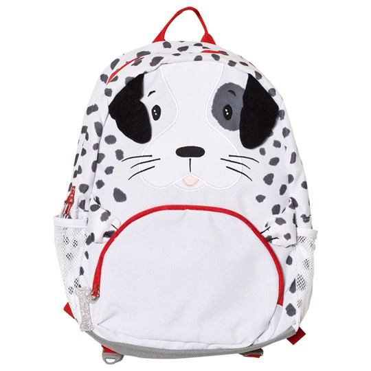 Lands' End Cream Puppy Kids Critters Backpack Puppy PUP