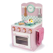 Le Toy Van Toy Oven & Hob Set Pink