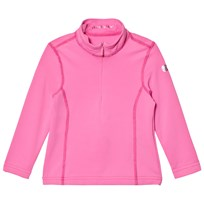 Poivre Blanc Pink Infants 1/4 Zip Baselayer 0034