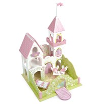 Le Toy Van Fairybelle Palace Playhouse White