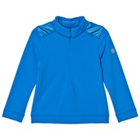 Poivre Blanc Blue 1/4 Zip Base Layer 0049