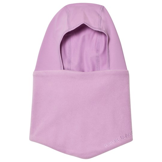 Poivre Blanc Purple Infants Under Helmet Balaclava 0033