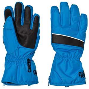Image of Poivre Blanc Blue Ski Gloves 14 years (2780659867)