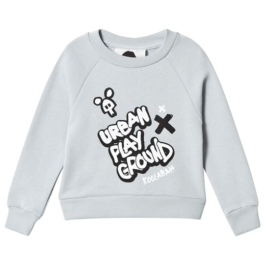 Koolabah Urban Playground Sweater Grey Black