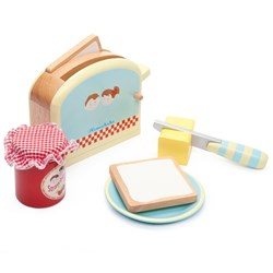 Le Toy Van Honeybake® Toaster Set