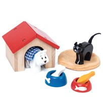 Le Toy Van Daisylane Pet Set бежевый
