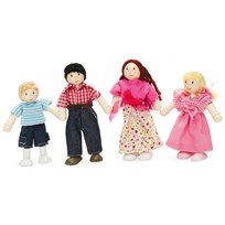 Le Toy Van Daisylane Dolly Family Cream