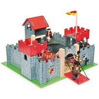 Le Toy Van Camelot Castle Black