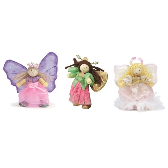 Le Toy Van Набор кукол Truth Fairy Dolls Pink