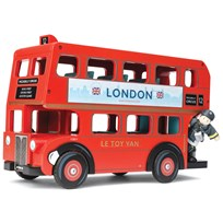 Le Toy Van London Sightseeing Tour Buss Red