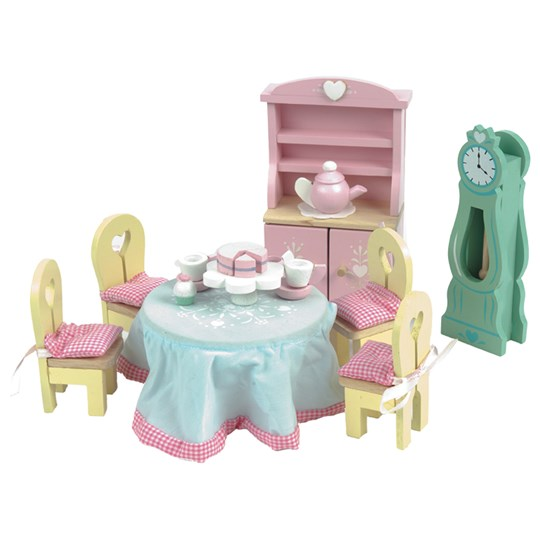 Le Toy Van Daisylane Drawing Room Pink