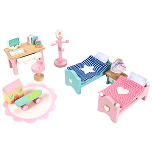 "Image of Le Toy Van Daisylane Children""s Bedroom One Size (3+ years)' (990817)"